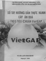 Sổ tay hướng dẫn thực hành cây ăn quả theo tiêu chuẩn VietGAP