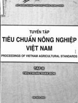 Tuyển tập tiêu chuẩn nông nghiệp Việt Nam, Tập 3, Tiêu chuẩn phân bón