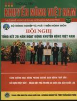 Thông tin khuyến nông Việt Nam. Số 01/2013