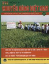 Thông tin khuyến nông Việt Nam. Số 03/2013