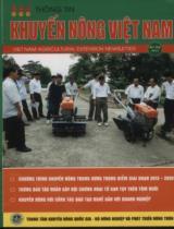 Thông tin khuyến nông Việt Nam. Số 04/2013