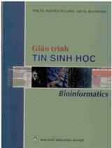 Giáo trình tin sinh học Bioinformatics