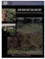 Làm giàu quỹ lân cho đất Đông Nam Bộ và Tây Nguyên : Báo cáo tổng kết 2000 - 2005 / Phan Thị Công ... [và nh. ng. khác]