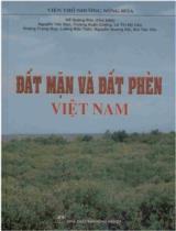 Đất mặn và đất phèn Việt Nam / Hồ Quang Đức ... [và nh. ng. khác]