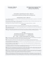 Quyết định số 50/2003/QĐ-BVHTT ngày 22/08/2003 về việc quy định mức kinh phí mua sách lý luận, chính trị của hệ thống thư viện