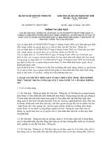 Thông tư liên tịch số 02/2005/TTLT/BVHTT-BNV ngày 21/01/2005 về việc hướng dẫn chức năng, nhiệm vụ, quyền hạn và cơ cấu tổ chức của cơ quan chuyên môn giúp Ủy ban nhân dân quản lý nhà nước về văn hoá -thông tin ở địa phương