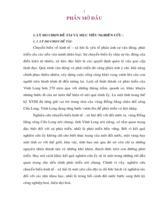 Những chuyển biến kinh tế - xã hội ở nông thôn tỉnh Vĩnh Long thời kỳ đổi mới (1986-2005) / Nguyễn Bách Khoa ; Người hướng dẫn khoa học : Nguyễn Công Bình