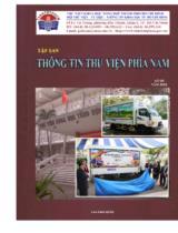 Tập san Thông tin và Thư viện phía Nam : lưu hành nội bộ / Bùi Xuân Đức (chủ biên)