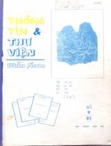 Tập san Thông tin và Thư viện phía Nam : lưu hành nội bộ / Huỳnh Ngọc Thu chủ biên