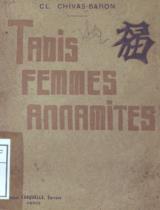 Trois femmes annamites / Cl. Chivas-Baron