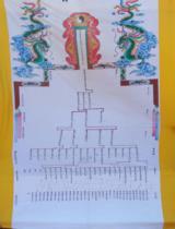陳廷族譜圖